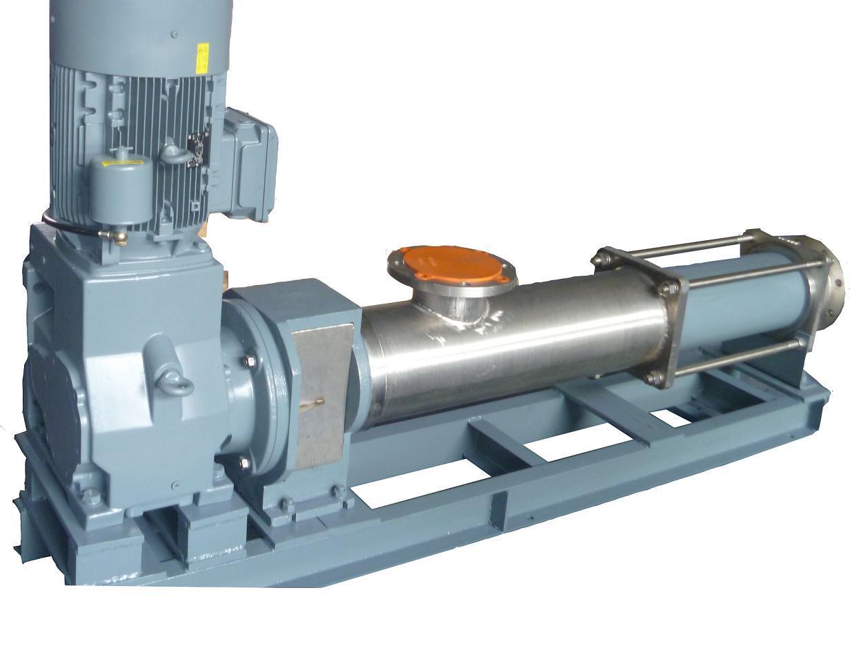 Eccentric Rotor Single Screw Pump