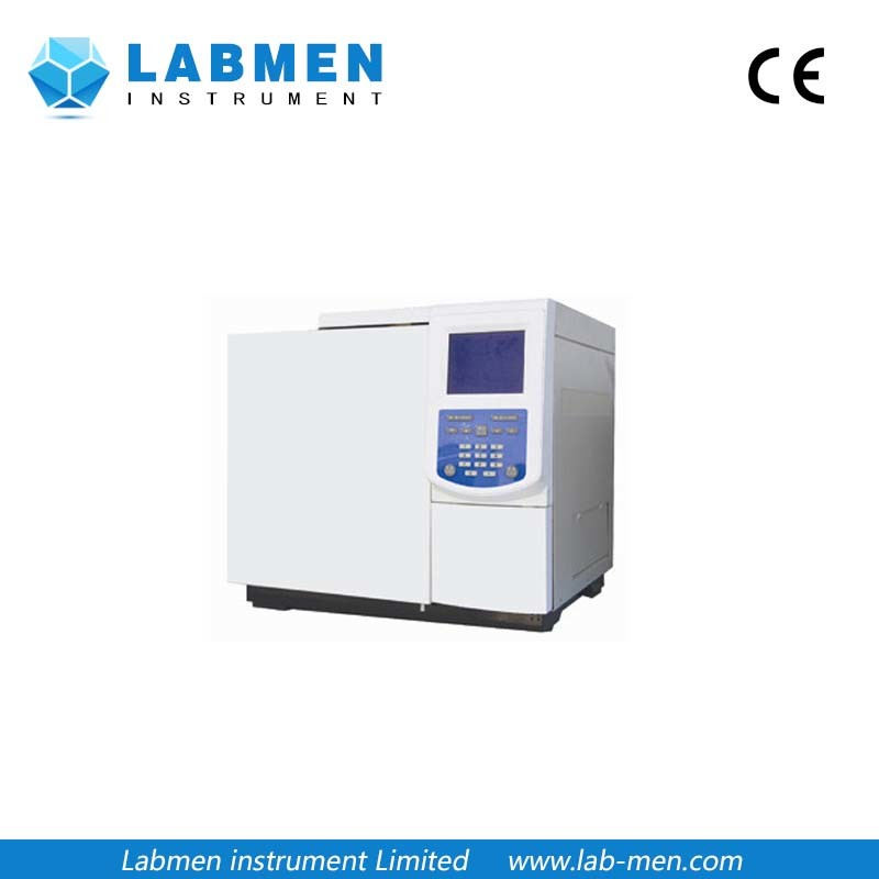 Gas Chromatograph with Large Screen LCD Monitor