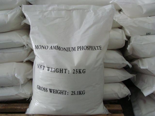 Free Sample Chemicals Fertilizer Mono Ammonium Phosphate (99%)