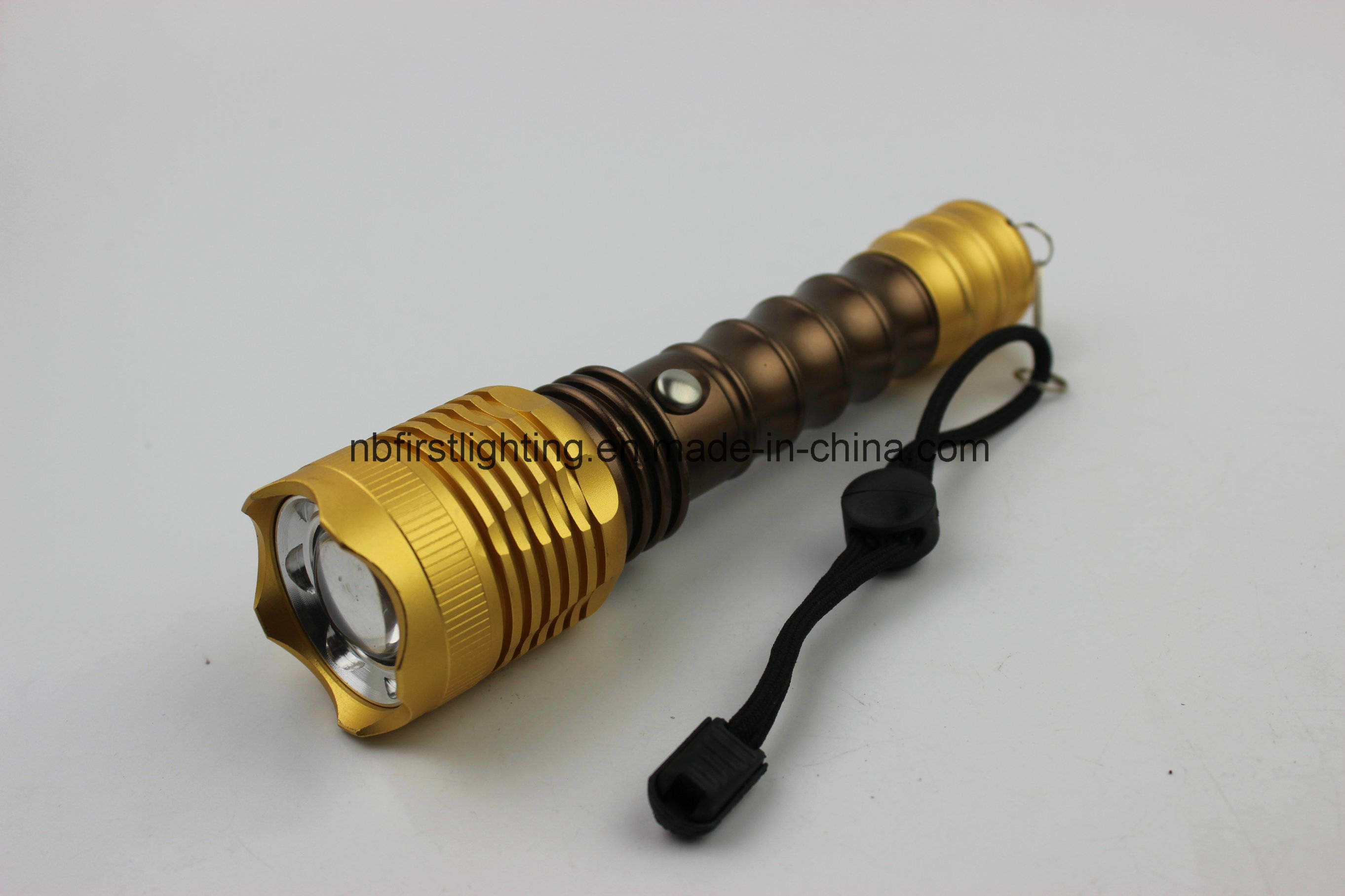 3W LED Rechargeable Flashlight