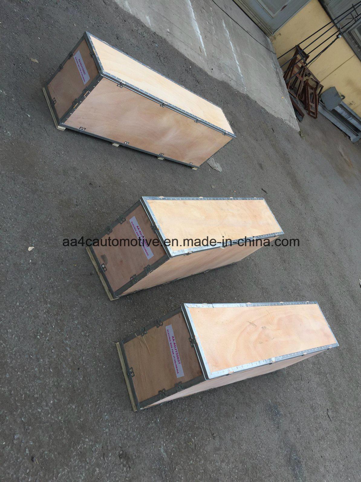 Inground Hydraulic Scissor Lift