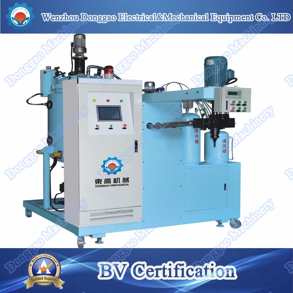 Two-Component Automatic Polyurethane PU Elastomer Casting Machine