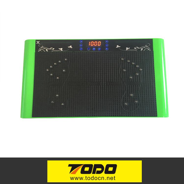 Hot Sale Crazy Fit Massage Power Max Vibration Plate