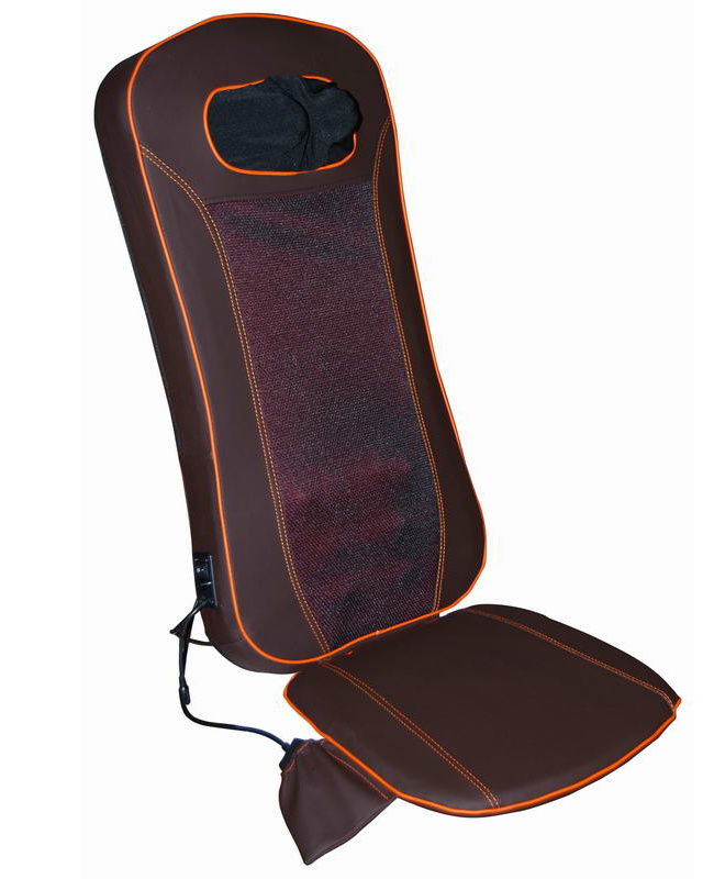 Lumbar Back Support Jade Massage Cushion