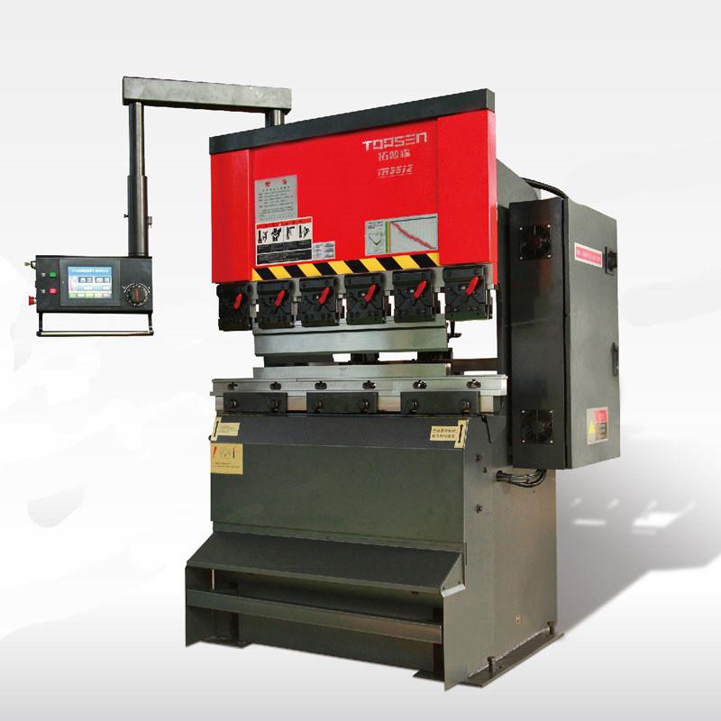 Tr3512 Electro-Hydraulic Servo Sheet Metal Plate Underdrive CNC Bending Machine