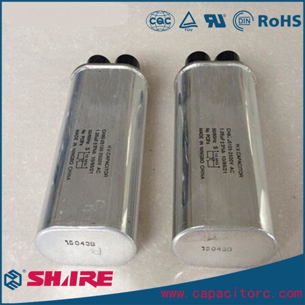 CH85/CH86 Series Microwave Oven High Voltage Capacitor