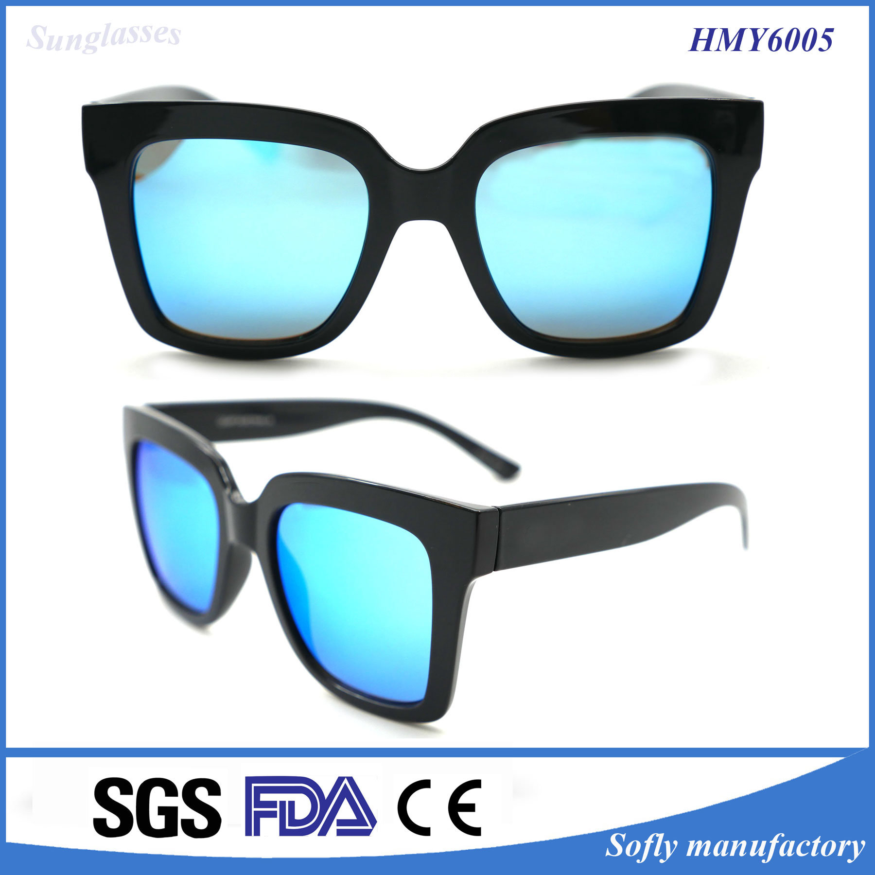 2017 Cheap Fashion Cat UV400 Sunglasses Brand Your Own