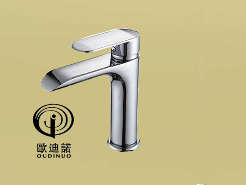 Classical Style Brass Body Single Handle Basin Faucet & Basin Mixer ODN-70071-1