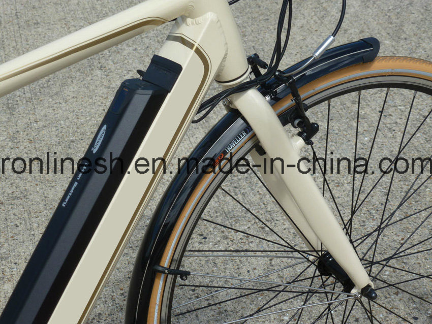 2016 Model Road Style 250W/350W/500W Electric Bicycle/Electric Bike/Pedelec/E Bike/E Bicycle Hidden Samsung Battery Ce, En15194