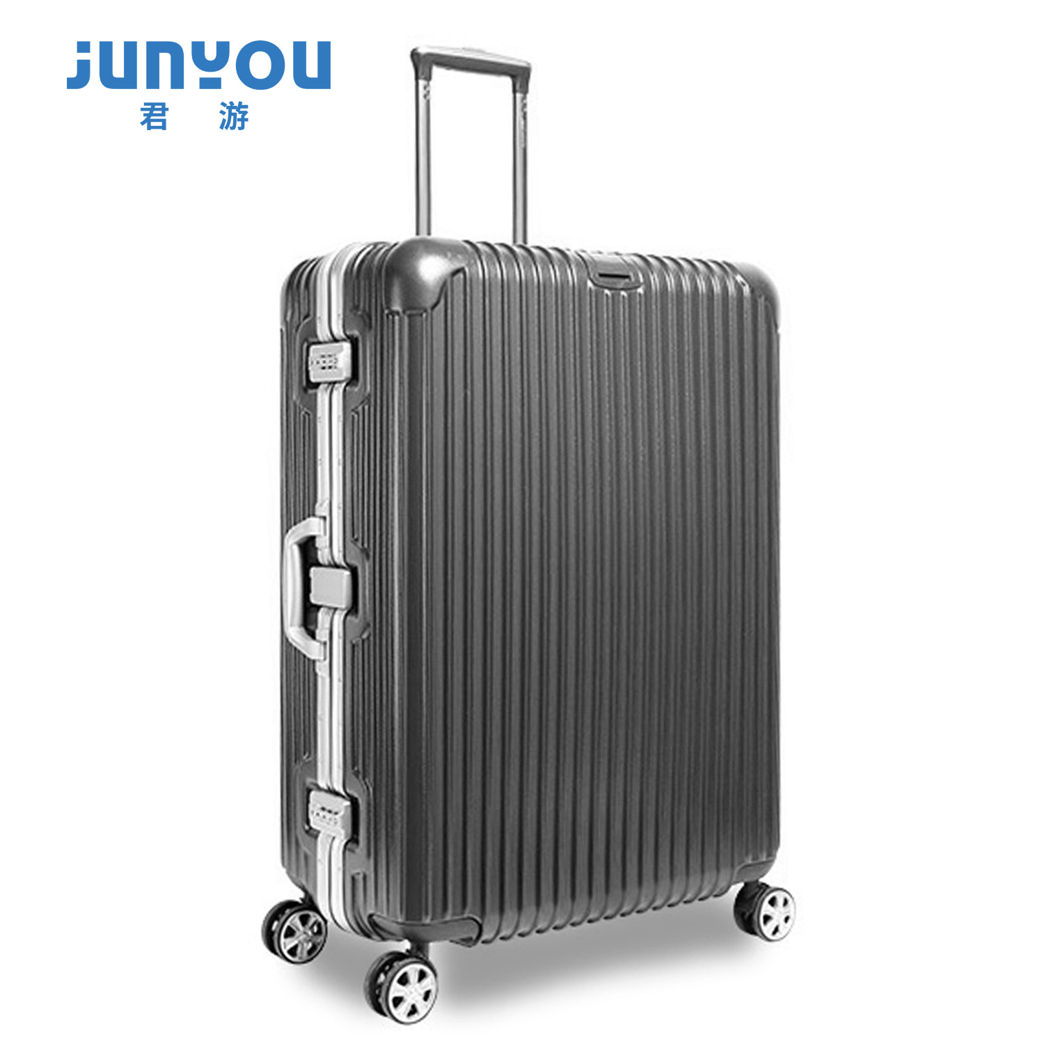 Fashion 20′′ 24′′ 28′′ PC+ABS Colorful Travel Luggage
