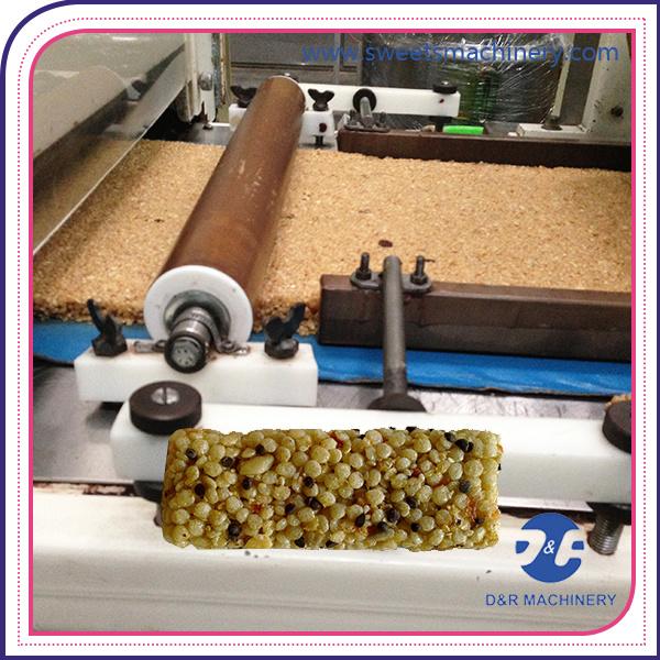Granola Bar Making Machine Automatic Granola Bar Machine
