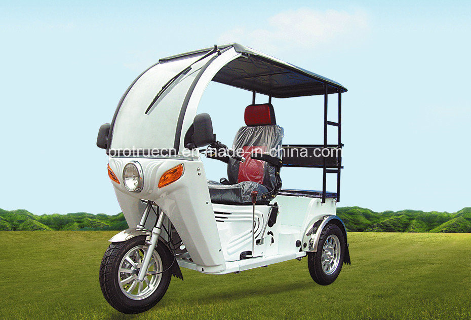 125cc Handicapped Three Wheel Motorcycle for Two Person