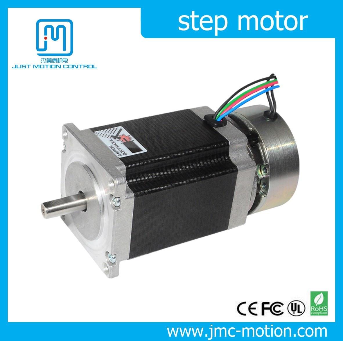 2phase NEMA 23 Stepper Motor with Brake