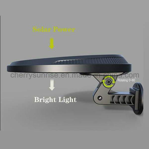 Best Solar Garden Light PIR Motion Sensor Solar LED Wall Llight Outdoor