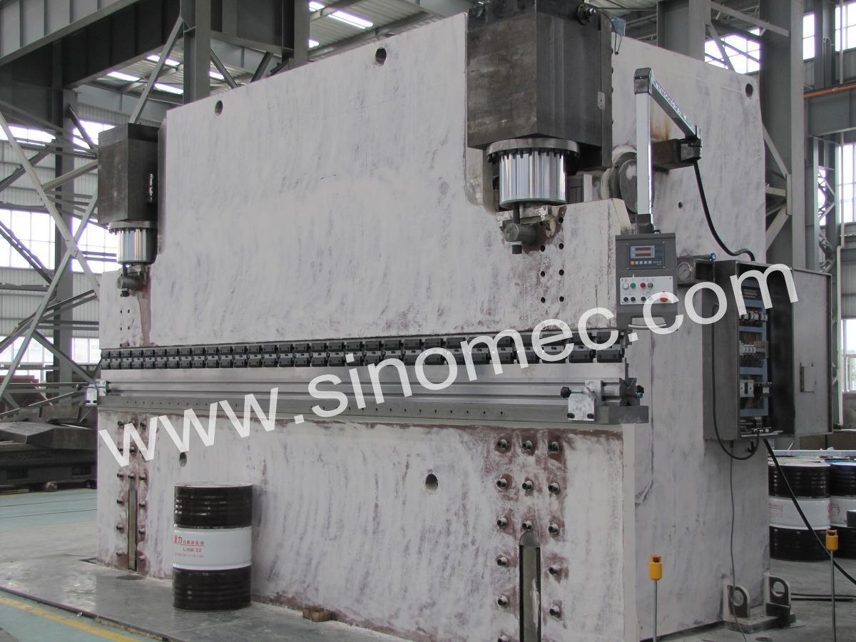 Nc Plate Press Brake/Bending Machine/Hydraulic Press Brake/Sheet Metal Working /Metalworking Bending Machine/ Sheet Metal Processing Bending (WC67Y-600T/5000)