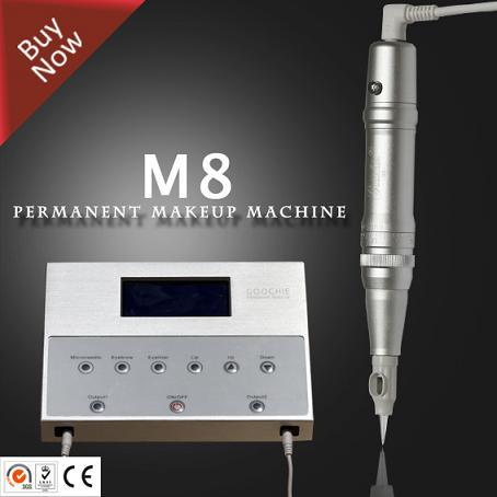 Newest Digital Permanent Makeup Machine with Intelligent LCD Monitor (M8)