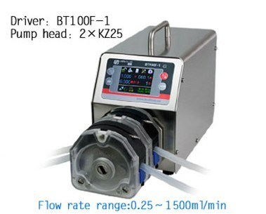 Kz25 Peristaltic Dosing Pump Head