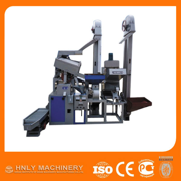 Hot Sale Mini Rice Mill Machine with Low Price