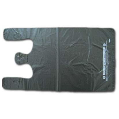 HDPE Printed Plastic Vest Carrier Bag
