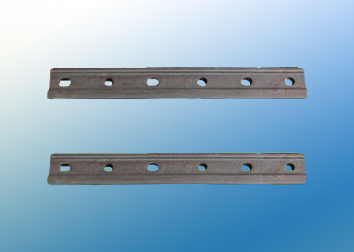 60kg Six Holes Rail Joint Bar for Rail Connecting