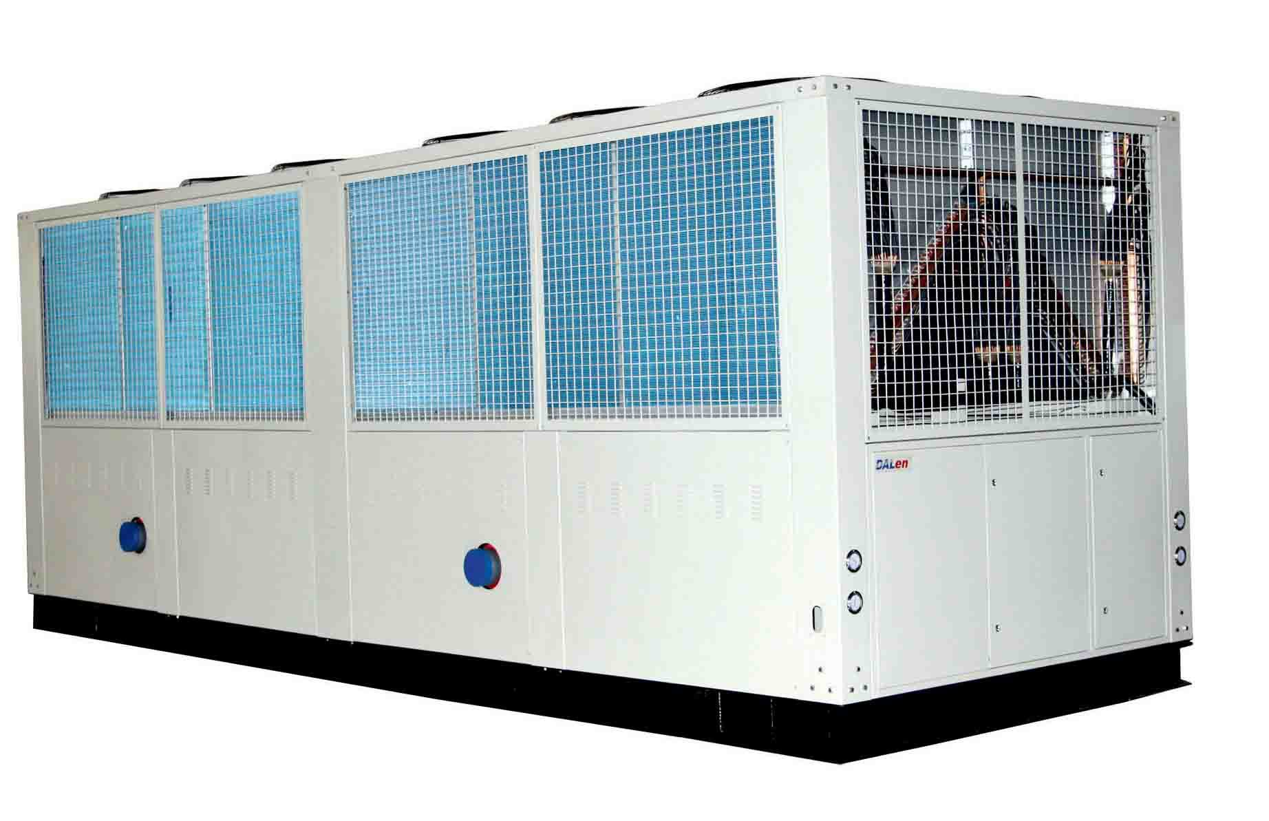 China Air Cooled Water Chiller (DLA 1802~8402) Photos & Pictures  #3B7690
