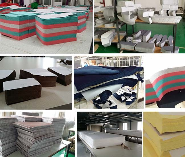 Width 2m Length 2.5m Polyester Cotton Fabric Cutting Machine
