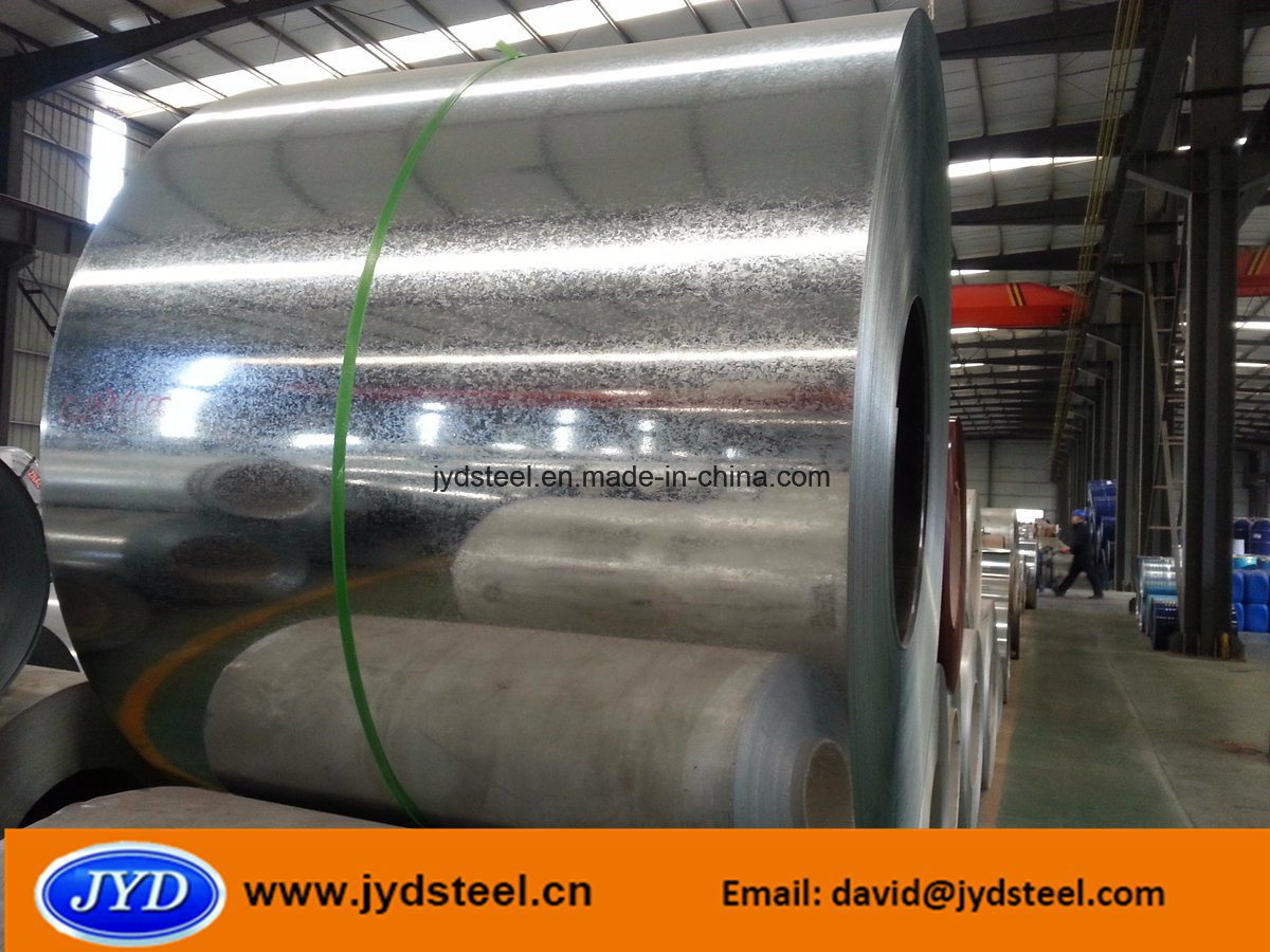 Hot-DIP Galvanized Steel Coil/Gi