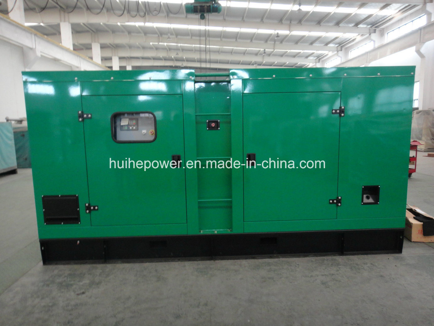 98kVA Diesel Genset with Canopy