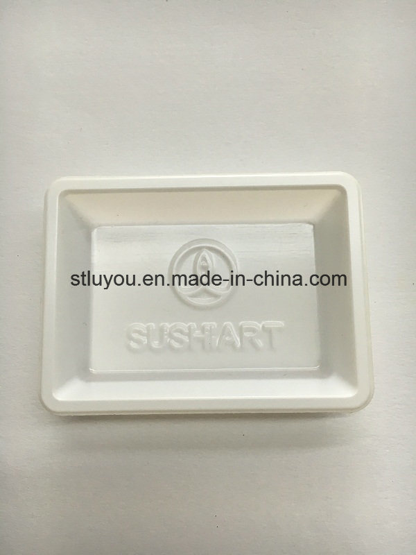 Disposable Plastic Sushi Soy Sauce Dish Tray