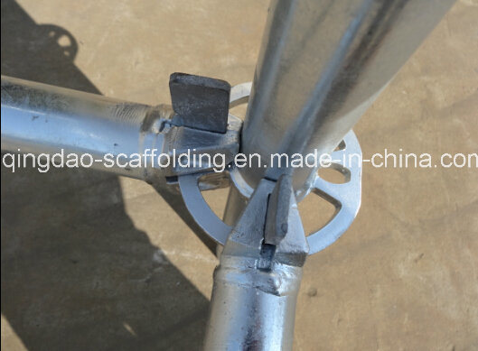 Qsround Universal Costruction H. D. G Steel Scaffold Ringlock Scaffolding