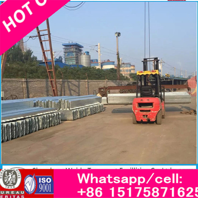 Rich Xingmao Exporting Metal Beam Road Crash Barrier, Highway Traffic Barrier