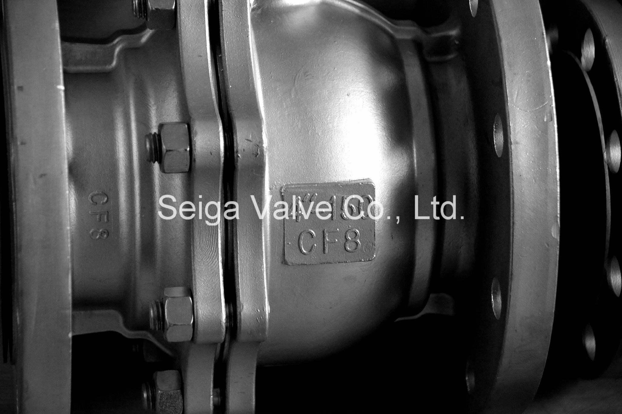 Stainless Steel Precision Casting Lock Float Ball Valve