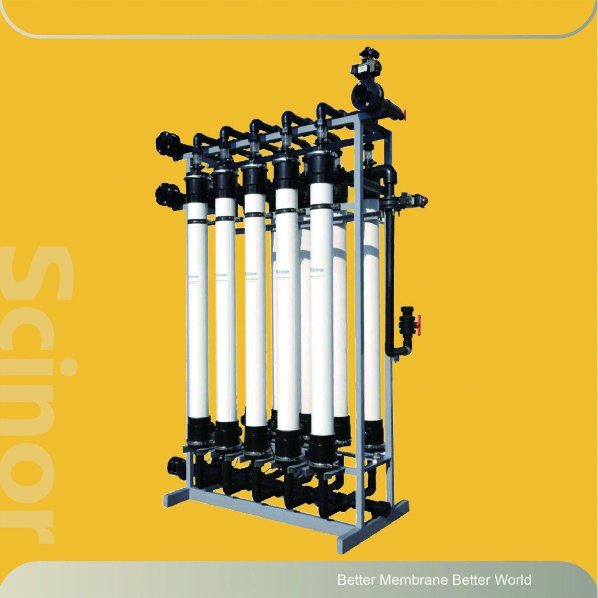 Pressurized UF Membrane Module Equipment