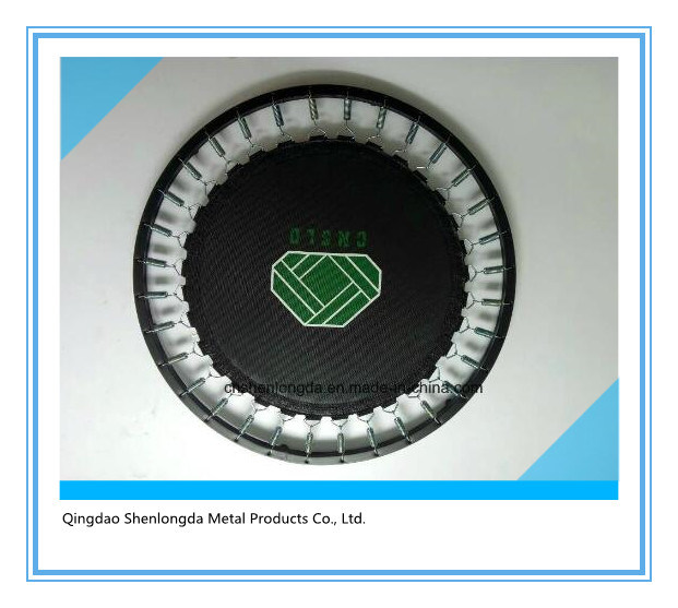 Sld. 40′′-Y5c-T Pipe Plug Trampoline with Safety Net