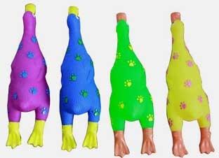 Pet Dog Duck Design of Vinyl/PVC/Rubber Toy, Pet Products