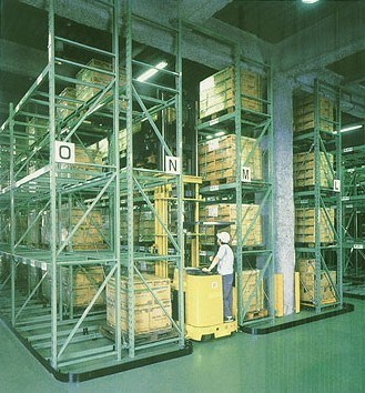 Narrow Aisle Racking System