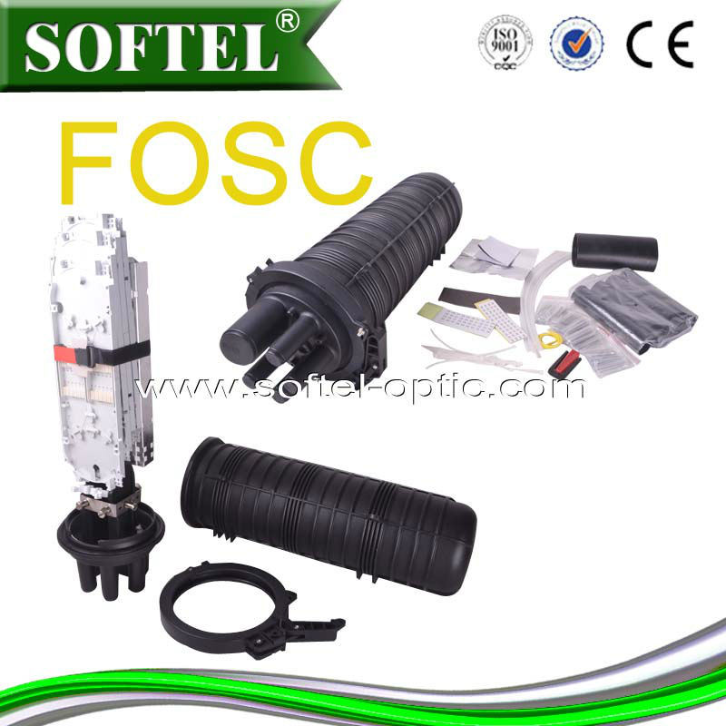 Fosc 24 Core Optical Joint Closure/Fiber Mechanical Splice