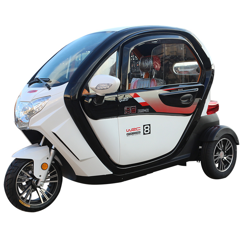 Hot Sale Electric Scooter with Three Wheel for Elderly 1000W Motor