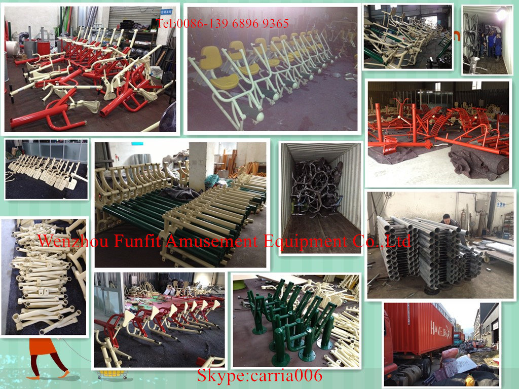 2016 Best Sale Outdoor Fitness Equipment Pull-up Rack Outdoor Gym Equipment Park Goods FT-Of312