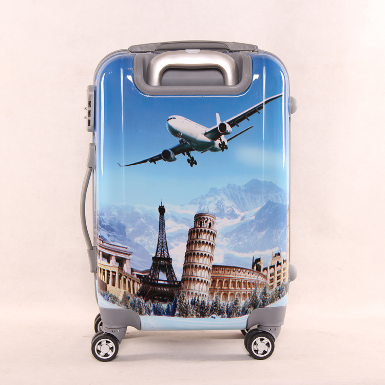 "Fashion and Light Weight Luggages Trolley Case---20""24""28"""