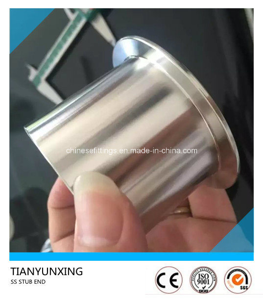 A403 WP304L Seamless Lap Joint Stainless Steel Stub End
