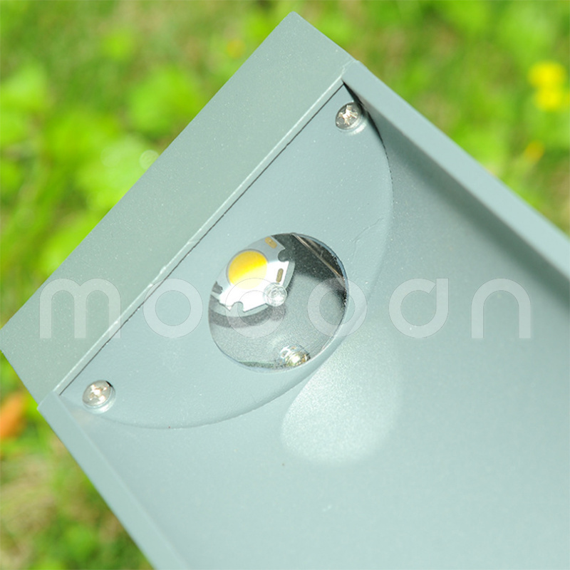 Simple Fashion Shape IP54 Waterproof Aluminium Alloy LED Garden Light