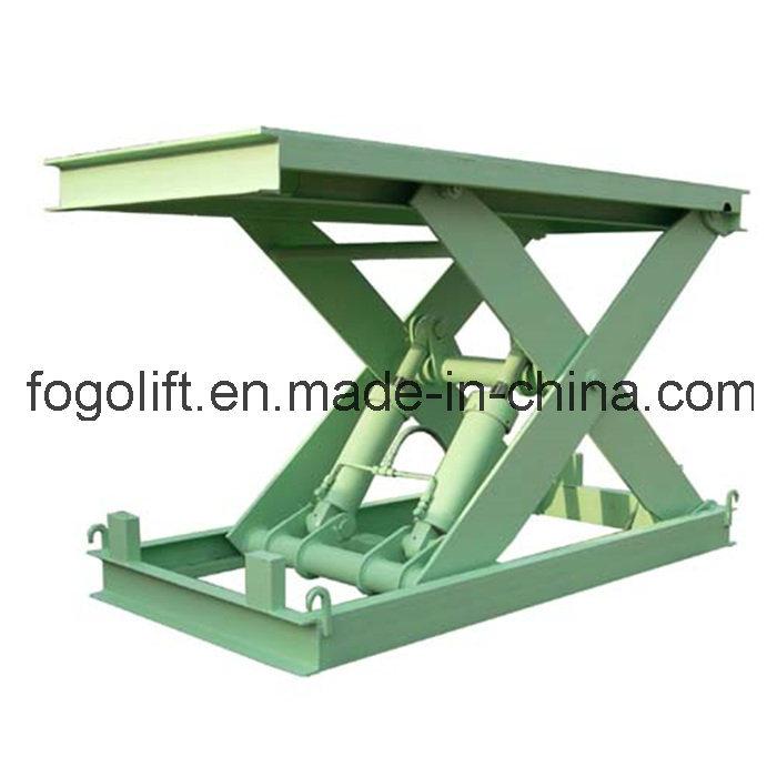 Heavy Duty Hydraulic Freight Elevator