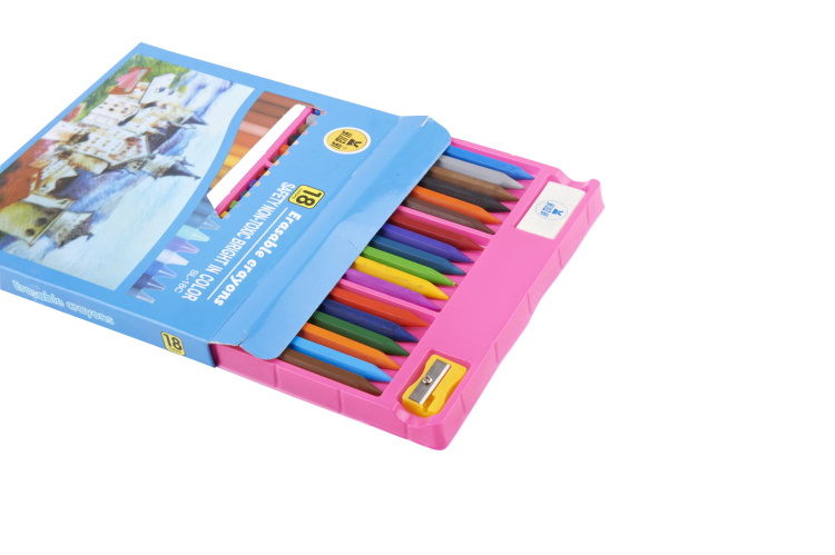 Cake Shaped Crayon Set for Children Drawing /Painting