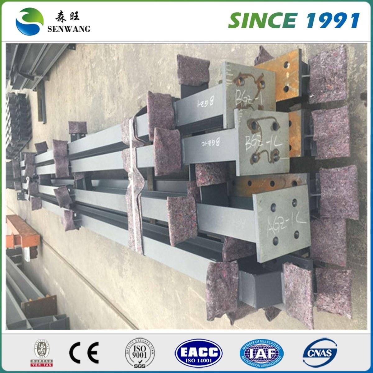 Fast Installation Modular Mobile Steel Prefab House