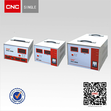 High Quality Product Automatic Voltage Stabilizer (SVC Single-Phase)