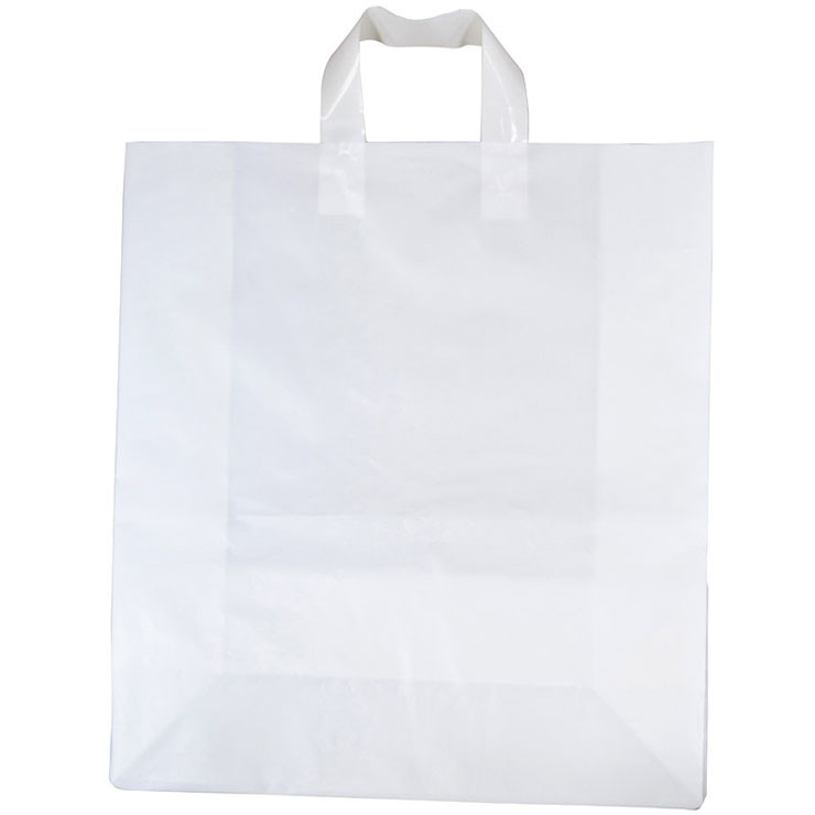 Fashion Custom Printed Carrier Bags for Garments (FLL-8342)