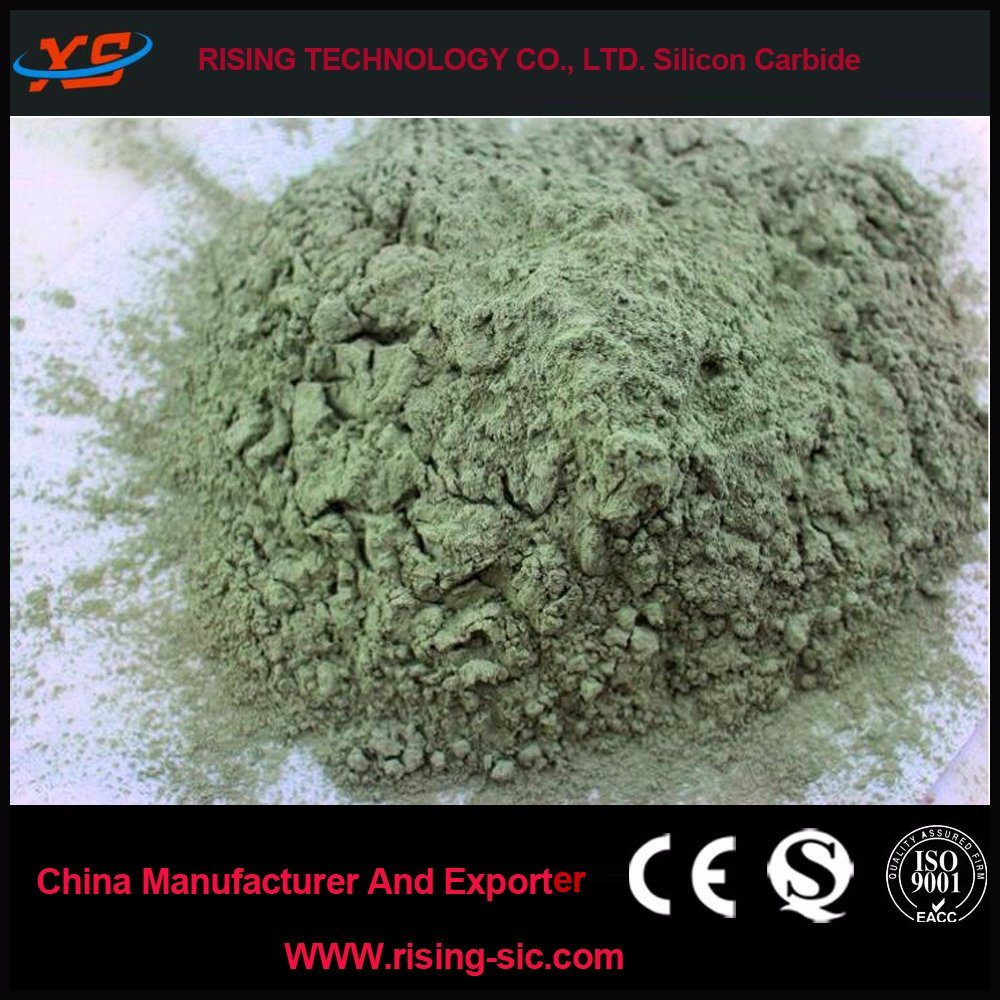 CAS 409-21-2 Silicon Carbide Powder Sic Nanoparticle