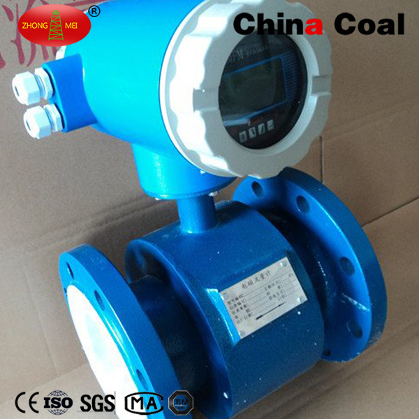 Dn50 Digital Electronic Magnetic Mass Flow Meter for Liquids Gas Oil