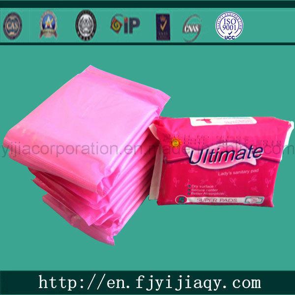 Day Use Sanitary Napkin/Sanitary Towel